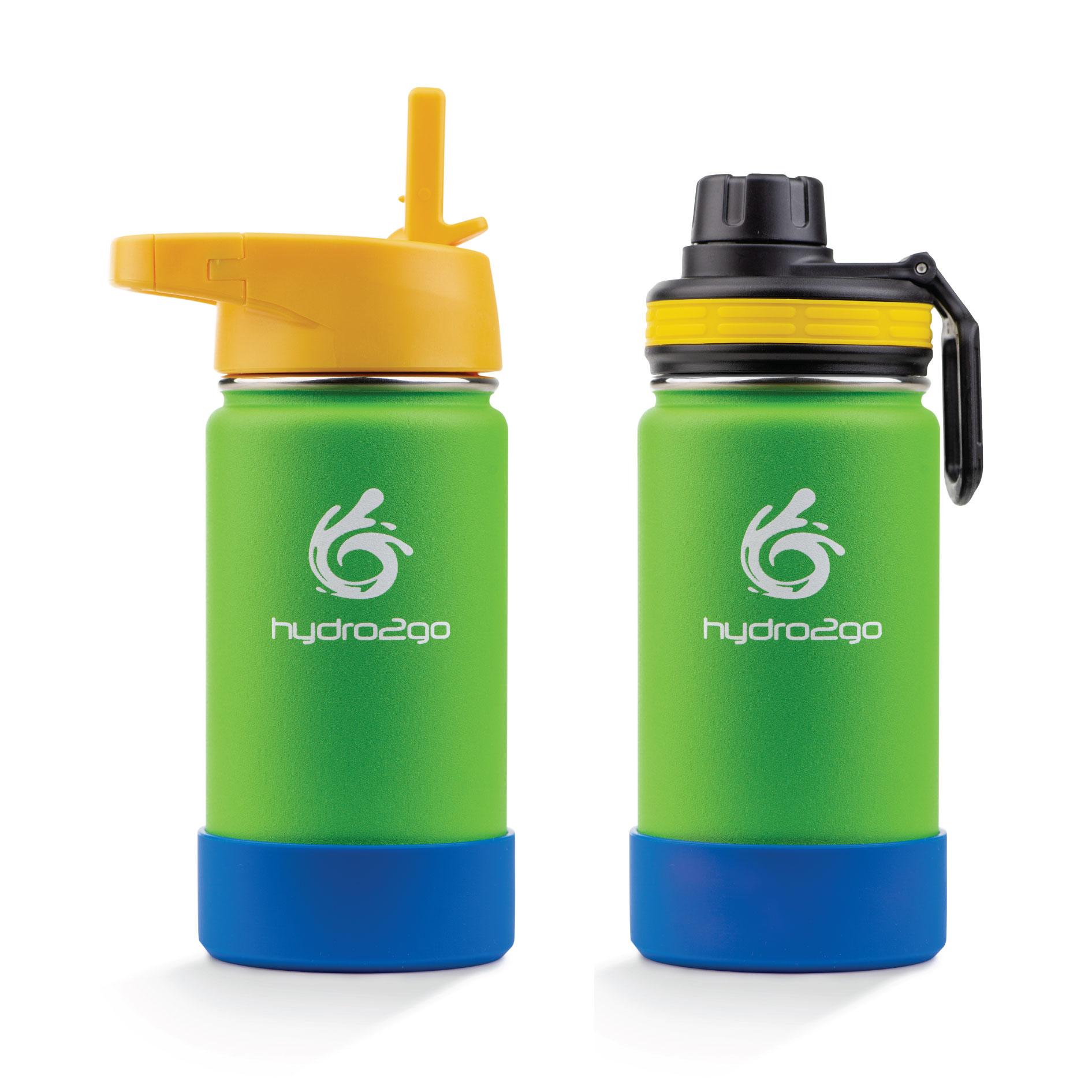 Disney Frozen II Scooli FRUW9913 Aero Trinkflasche aus Kunststoff mit integriertem Strohhalm und Trinkstutzen BPA und Phthalat frei 500 ml ca
