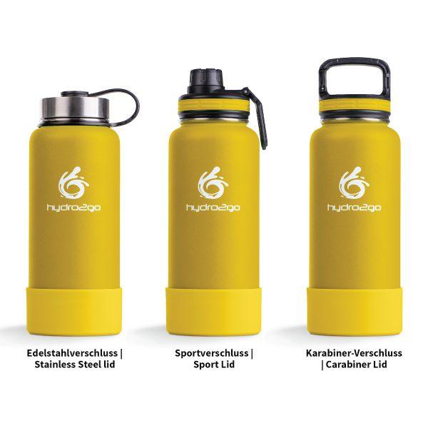 sportflasche gelb