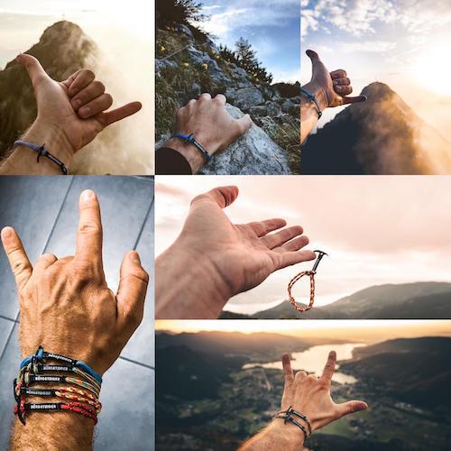 armband bergsteiger