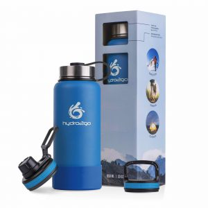 Thermos outdoor blue