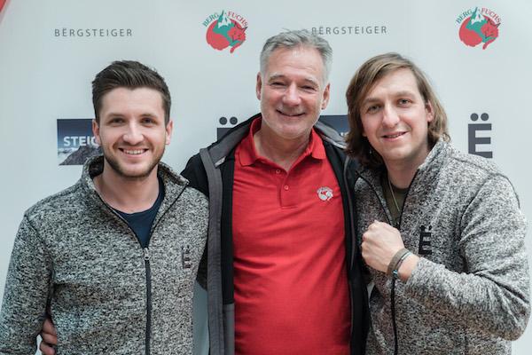 Bergsteiger, Mountainfilm Festival, Congress, Graz, 16.11.2018, Nina Gutmann