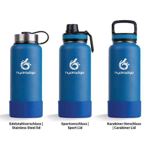 sportflasche blau