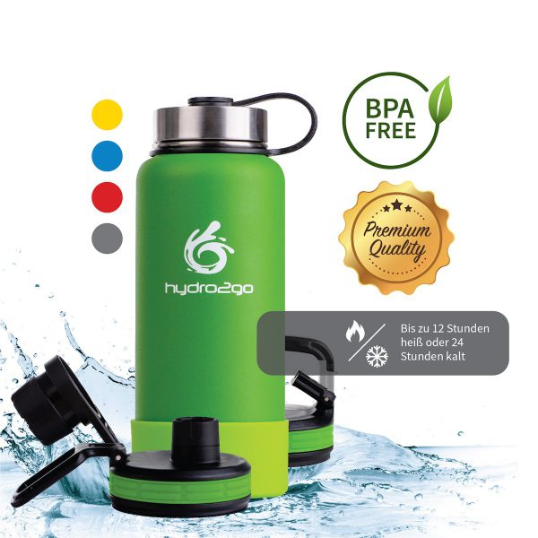 thermos 1l verde
