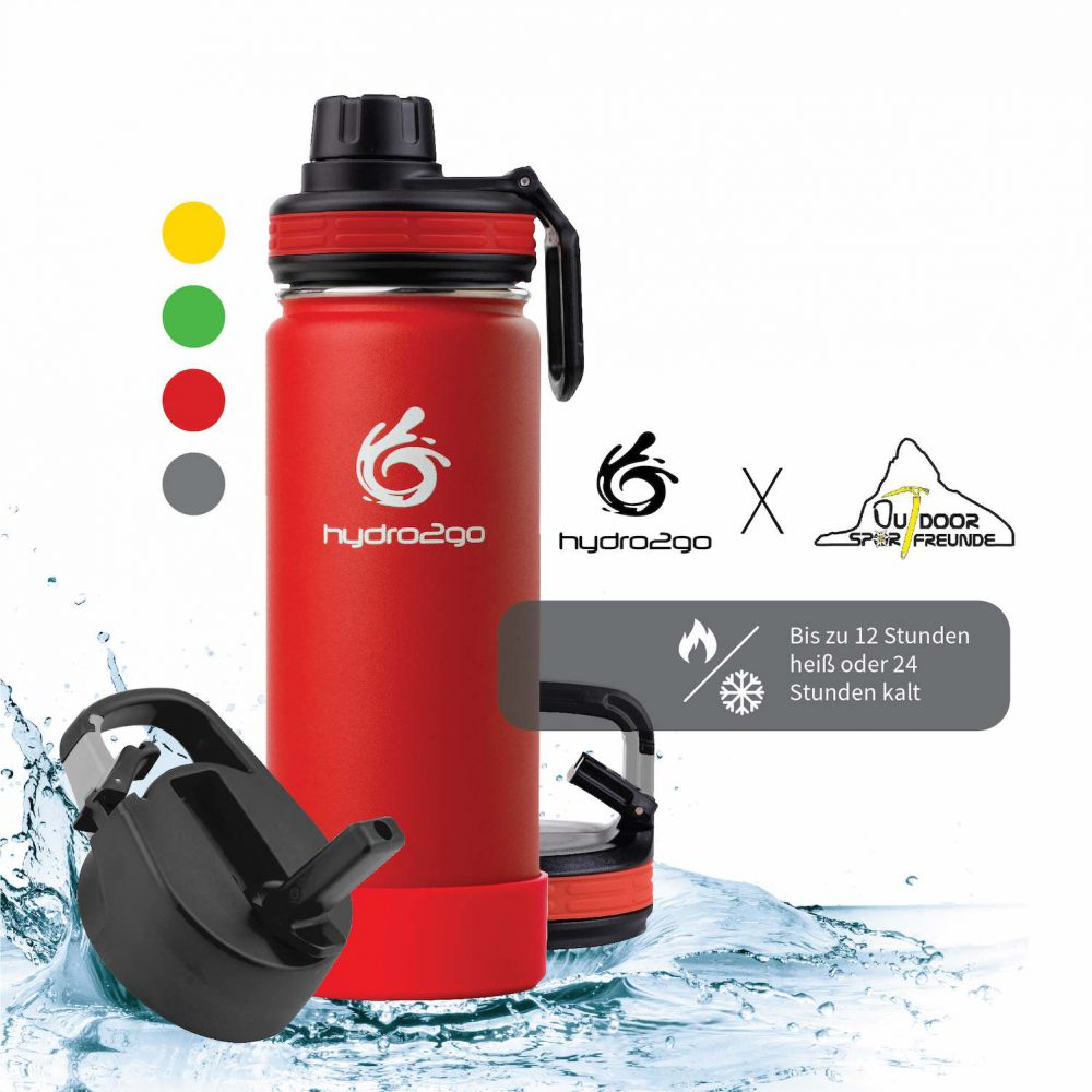 co-branding stainless steel bottle
