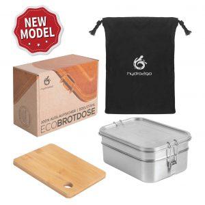edelstahl lunchbox 2000ml
